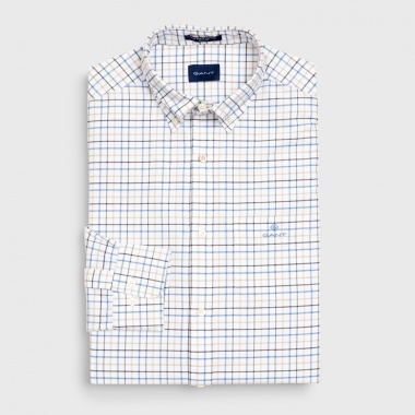 Camisa Perfect Oxford cuadros