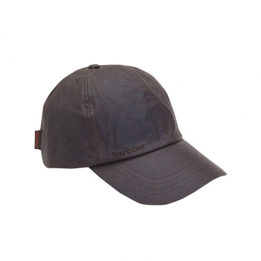 Gorra Wax Sports encerada gris