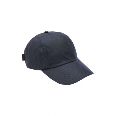 Gorra Wax Sports encerada marino