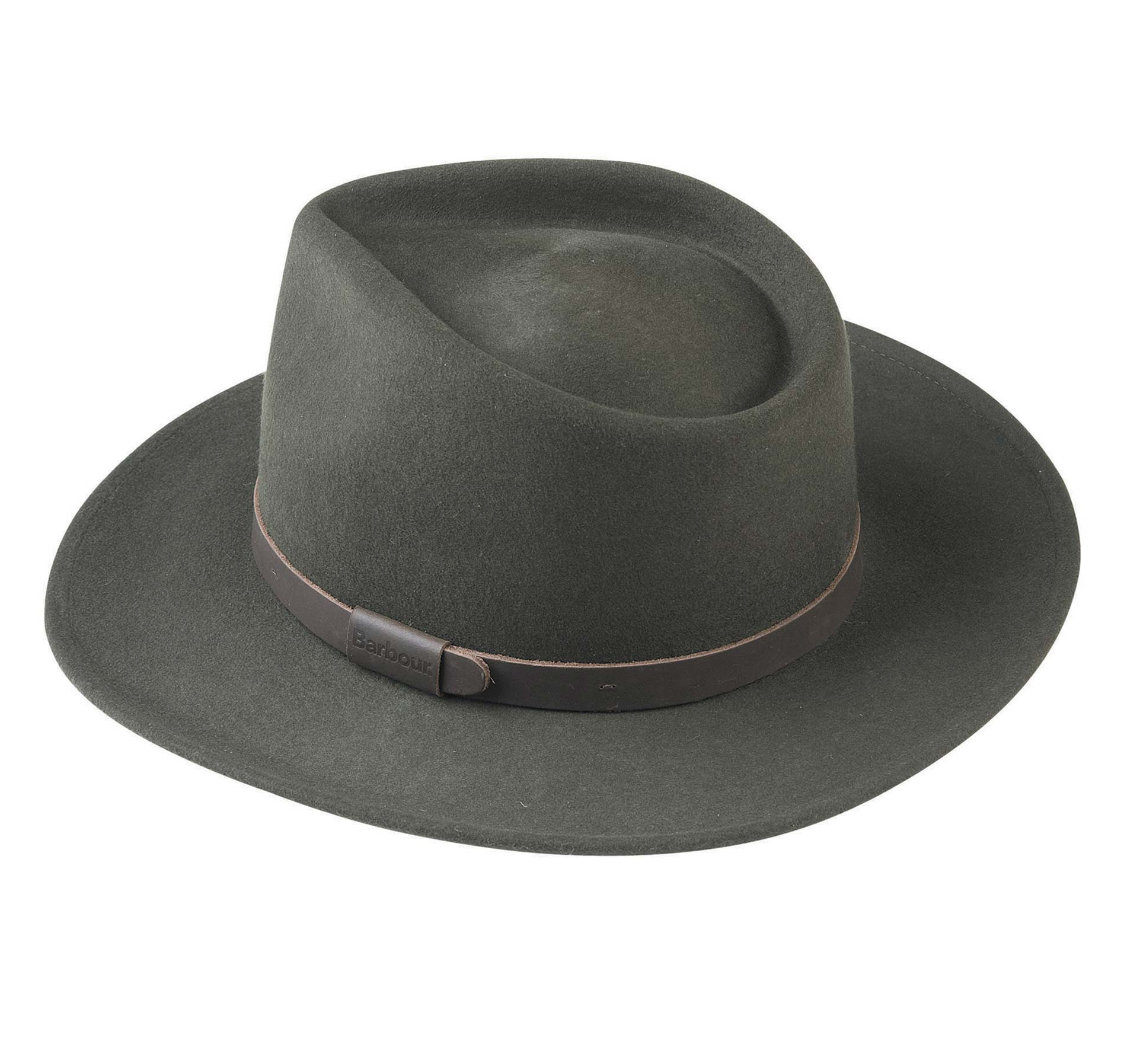 ea2dc1896ac Sombrero Crushable Fieltro Deformable Barbour
