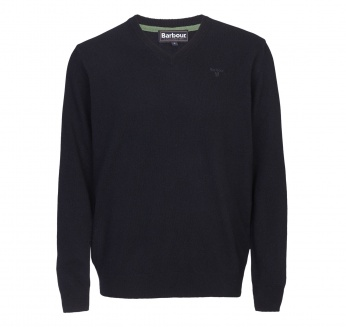 Jersey Essential Liso Lamsbwool marino