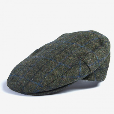 Gorra Moons Tweed verde