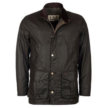 Chaqueta Hereford Wax oliva