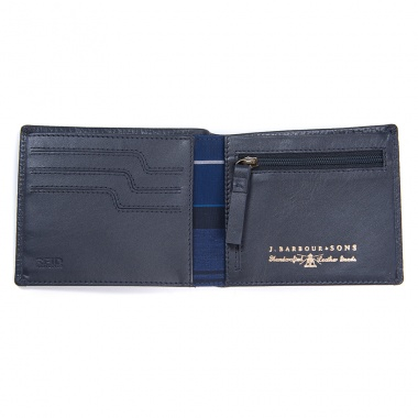 Cartera Laddon azul