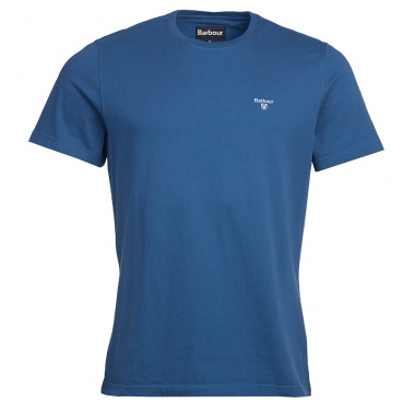 Camiseta Sports azul denim oscuro