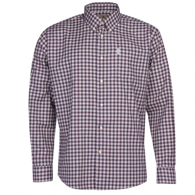 Camisa Thornley Thermo rojo