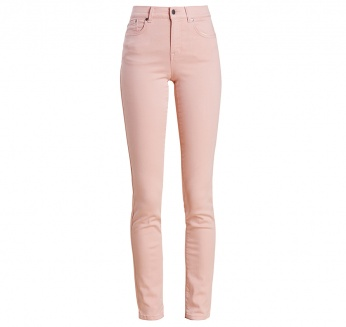 Jeans Essential rosa