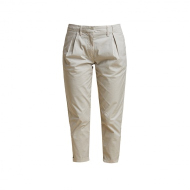 Pantalón Pleated chino