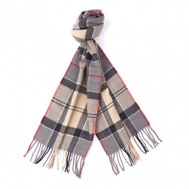 Foulard Galingale Dress Tartan