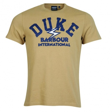 Camiseta Duke camel