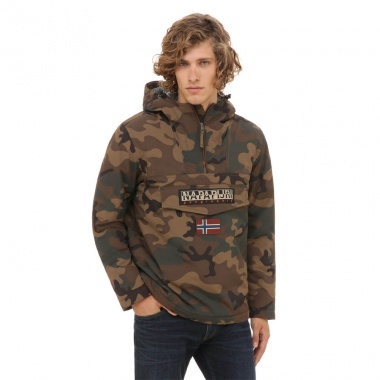 Chaqueta Rainforest Camuflaje