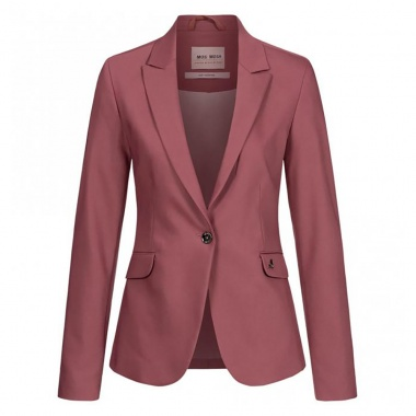Blazer Blake Night rosa oscuro
