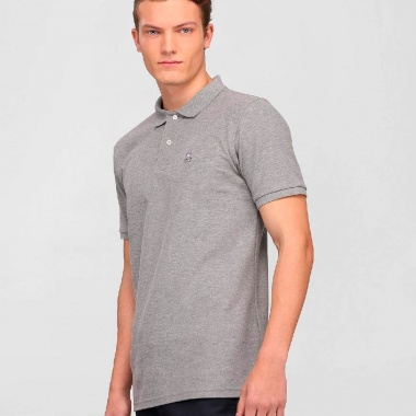 Polo Classic gris