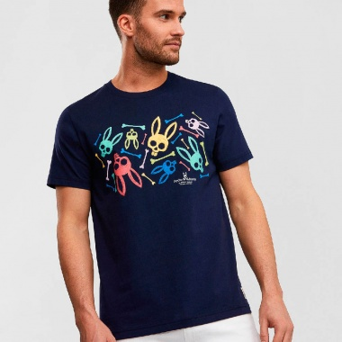 Camiseta Itchen Graphic