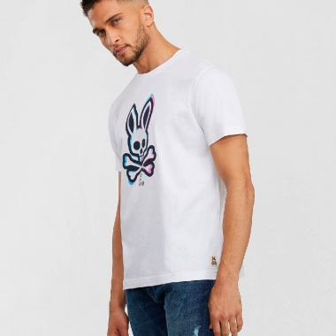 Camiseta Graphic blanco