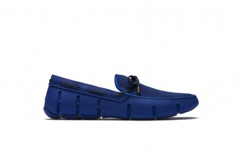 Mocasín Lace Loafer Royal con lazo