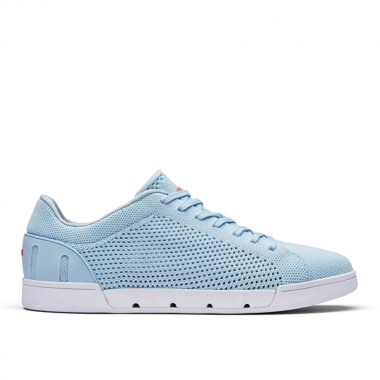 Zapatillas Breeze Tennis azul claro