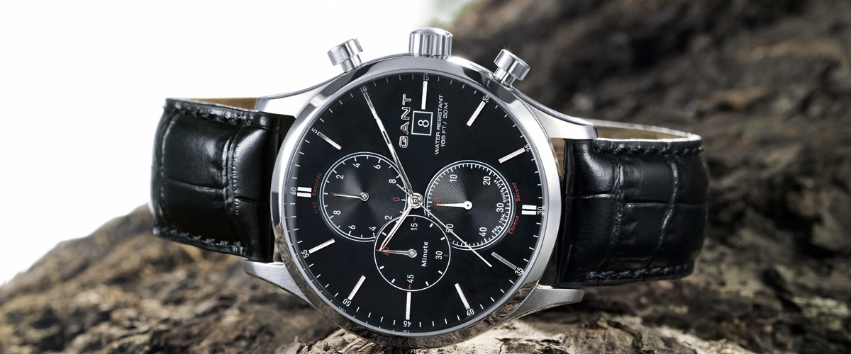 5e1ca537ec75 Relojes Hombre GANT