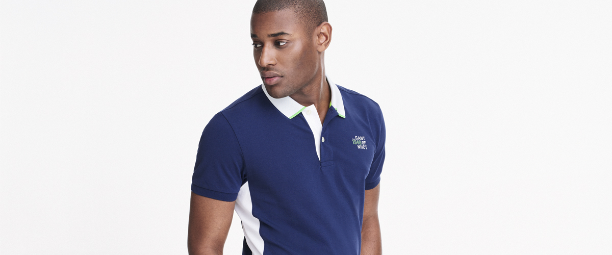 Polos y Camisetas GANT para Hombre | ILikeToBuy